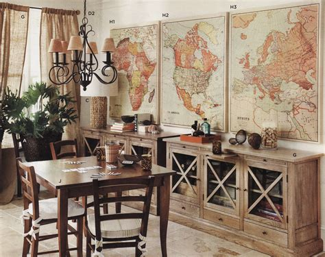 Vintage Map Living Room by Vintage Map Decor Def Doing This And Marking All The