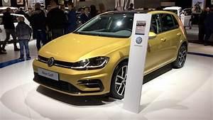 Golf R Line : new volkswagen golf r line 2017 in detail review walkaround interior exterior youtube ~ Maxctalentgroup.com Avis de Voitures