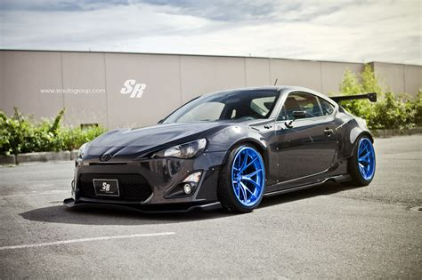 frs car sr auto group scion fr s rocket bunny custom widebody