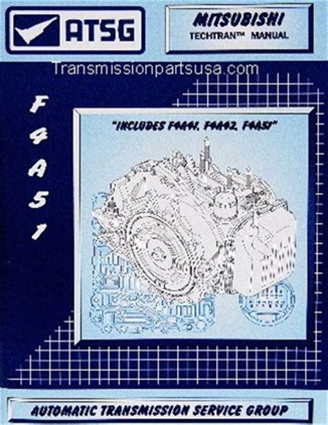 fa fa fa transmission repair manual atsg