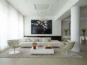 fabulous and modern flat interior design digsdigs With flat interior decoration tips