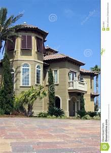 Fashion For Home : spanish style home stock image image of beach window 611851 ~ Orissabook.com Haus und Dekorationen