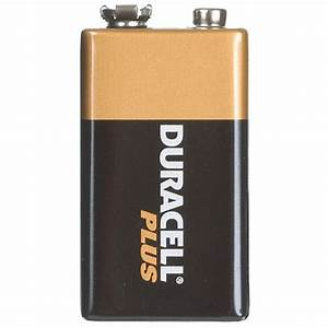 Duracell 9v Pp3 Battery