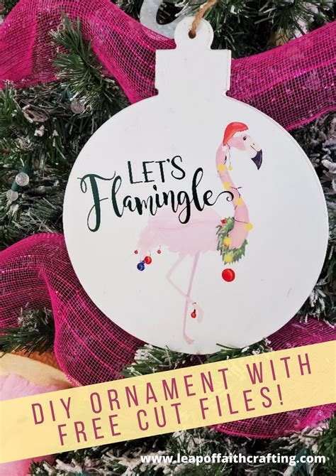 Baby's First Christmas Ornament 2020 Svg  – 183+ Amazing SVG File