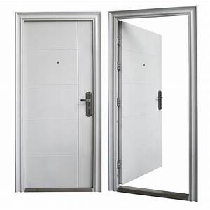 Wohnungstür Mit Glas : t r haust r sicherheitst r haust ren wohnungst r 96x205cm ~ Michelbontemps.com Haus und Dekorationen