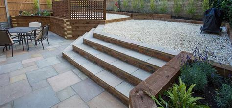 hard landscaping watford harrow   landscapes