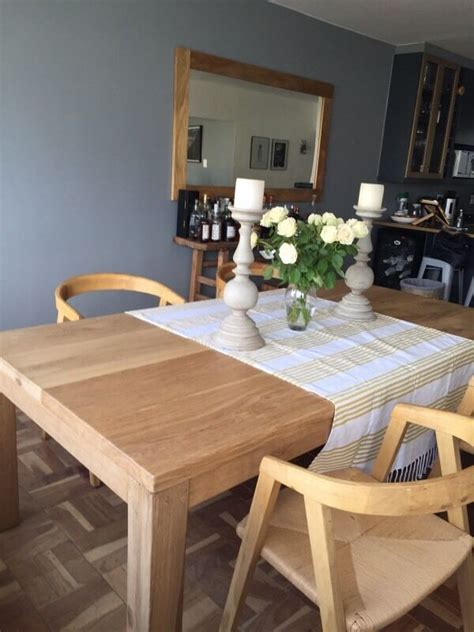 Read on for sizes and shapes to consider when shopping for a dining. Oak table, tables, rustic, recycled, French oak, dining room, dining, 10 seater, 12 seater ...