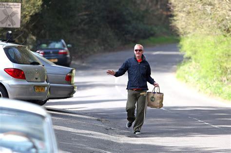 foto de Chris Evans (presenter) in Chris Evans Drives his Ferrari