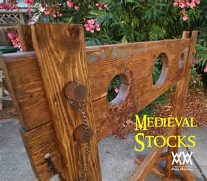 Swing Chair Wooden by How To Make Medieval Stocks