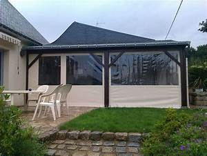 Bache Transparente Pour Terrasse : denis launay habillage de terrasse bache mobilhome bache ~ Dailycaller-alerts.com Idées de Décoration