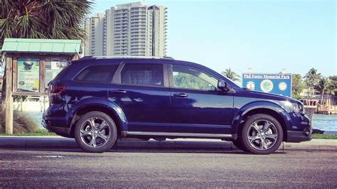 Review Dodge Journey by 2017 Dodge Journey An Average S Review
