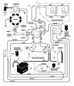 Briggs And Stratton 24 Hp Wiring Diagram  Briggs  Free Engine Image For User Manual Download
