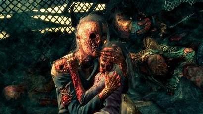 Zombie Spec Ops Apocalypse Line Cool Scary