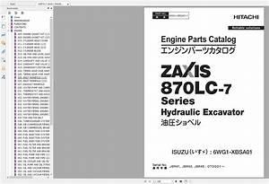Hitachi 2020 Full Dvd 20 6gb Workshop Manual Technical Manual And Wiring Diagram Pdf