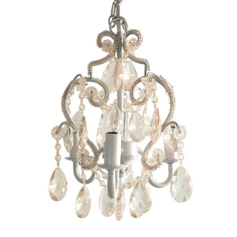 Small Hanging Chandelier by 25 Best Collection Of Small White Chandeliers Chandelier