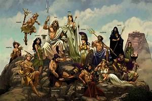 Symbole Mythologie Nordique : les principaux dieux grecs mythes et l gendes ~ Melissatoandfro.com Idées de Décoration