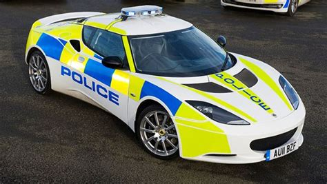 The World's Best Police Cars