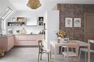 Couleur Cuisine Moderne : tendances cuisine 2019 bien choisir couleurs peintures ~ Melissatoandfro.com Idées de Décoration