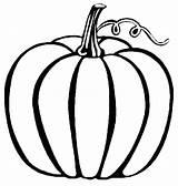 Pumpkin Patterns Drawing Coloring Pattern Getdrawings sketch template