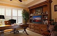 great traditional home office decorating ideas 30 Best Traditional Home Office Design Ideas
