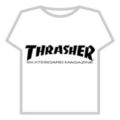 roblox  shirt thrasher  robux