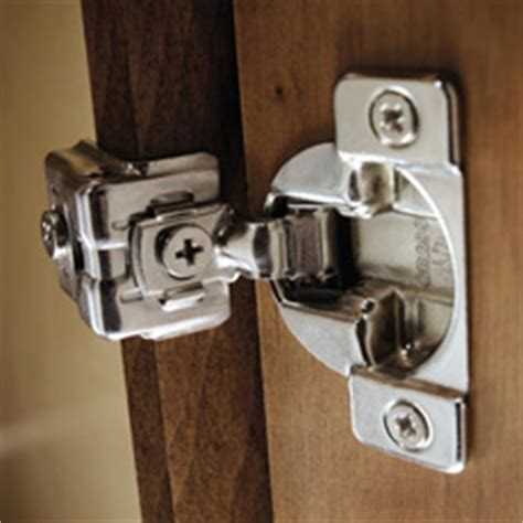Kitchen Cabinets Hinges Types by Cabinet Hinges Choosing Hardware Masterbrand