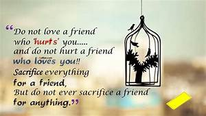 50+ Sad Friendship Quotes Images – Sayings About Broken ...