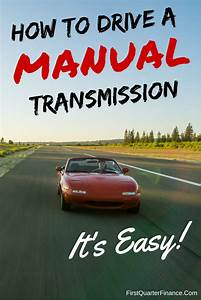 Learn How To Drive Manual Transmission With This Step