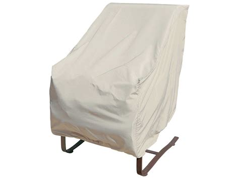 treasure garden high back chair cover cp112