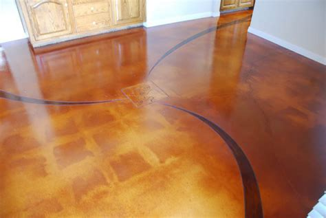 Pristine Concrete Templeton CA Stained Concrete