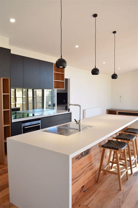 minimalist kitchen island a delicate and clean modern industrial appearance of 4143
