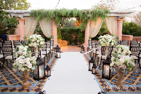 Rancho Valencia Wedding Part Two Gerry And Emilee The