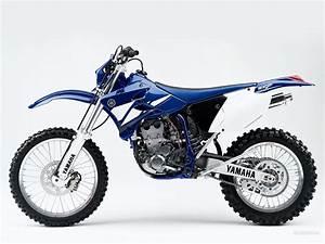Yamaha Wr450f - 2002  2003