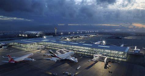 Erweiterung Des Lenbachhauses In Muenchen by Erweiterung Terminal 1 Flughafen M 252 Nchen