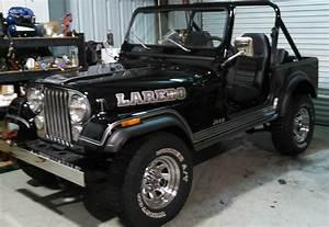 1986 Jeep Cj 7 Laredo