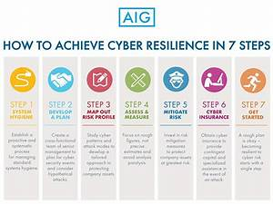 7 Steps to a Cyber-Resilient Business - Insurance from AIG ...