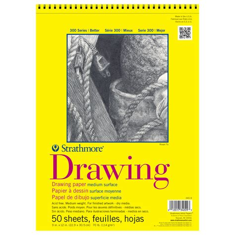 buy drawing pads  stonehenge canson strathmore