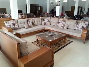 Meuble Salon Moderne : meuble de coin pour salon maison design ~ Premium-room.com Idées de Décoration