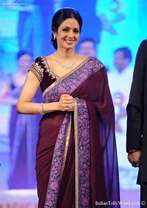 Sridevi Saree Photos