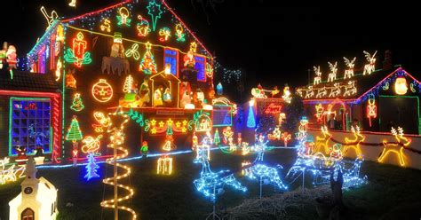 Your most dazzling Christmas lights pictures from around ...
