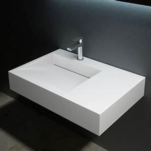 Waschtisch 50 X 40 : design gussmarmor waschbecken waschtisch waschplatz colossum 11 75 x 50 cm ebay ~ Bigdaddyawards.com Haus und Dekorationen