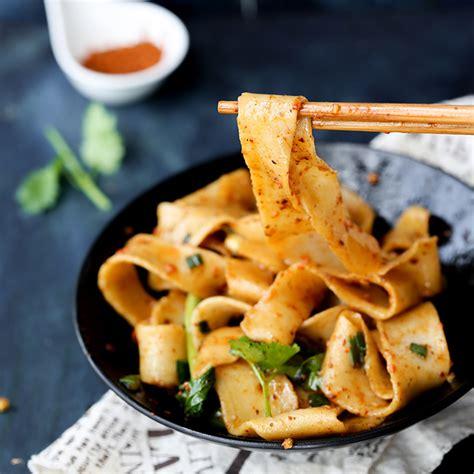 mian cuisine biang biang mian biang biang noodles china sichuan food