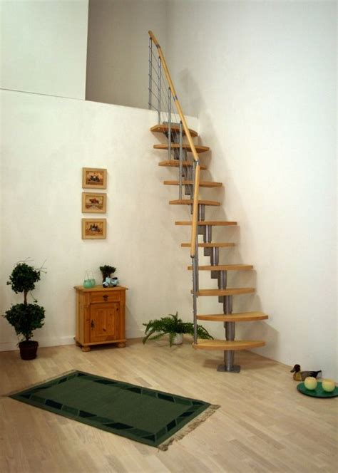 Steel Spiral Staircase Kits by 26 Creative And Space Efficient Attic Ladders Shelterness