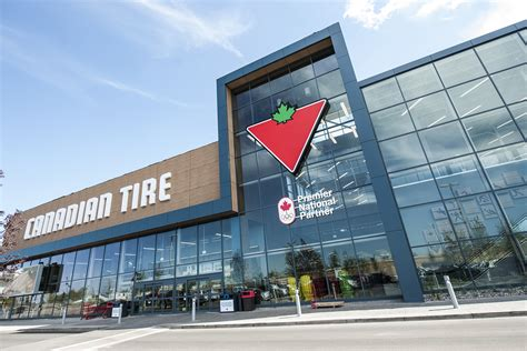 Canadian Tire - South Edmonton Common