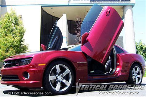 Chevy Camaro 2010-15 Vertical Doors Lambo Door Kit In