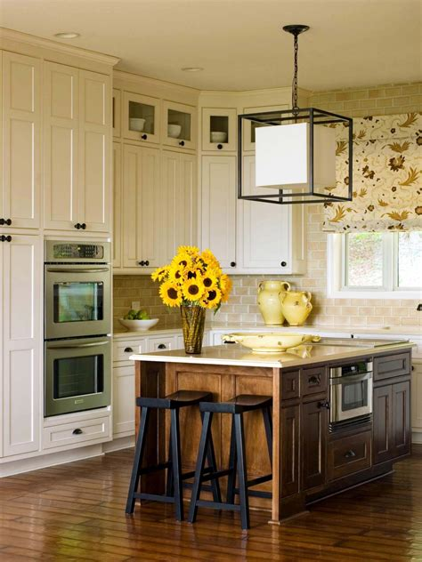 Oak Kitchen Cabinets Pictures, Ideas & Tips From Hgtv  Hgtv