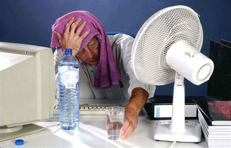 bureau pour travailler il fait trop chaud pour travailler le code du travail n