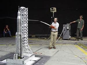 Wind Tunnel Testing Helps SLS 'Breeze' Through Liftoff | NASA