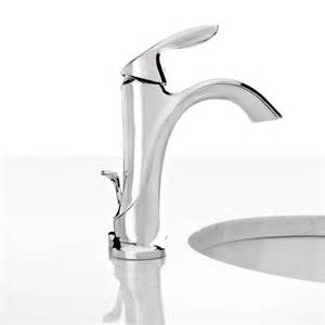 buy moen 6400bn eva single handle bathroom faucet