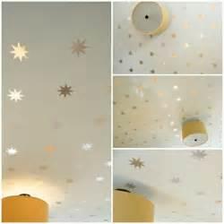 kinderzimmer deko selber machen schöne baby kinderzimmer deko idee zum selbermachen sternehimmel
